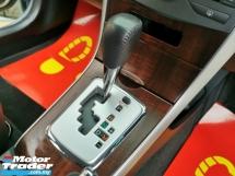 2012 TOYOTA COROLLA ALTIS Toyota COROLLA ALTIS V 2.0 FACELIFT LEATHER WRRNTY