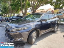 2015 TOYOTA HARRIER 2.0 PREMIUM JBL PRICE WITH SST