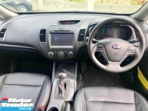 2016 KIA CERATO 1.6 KX FULL SPEC LEATHER SEAT NAVI
