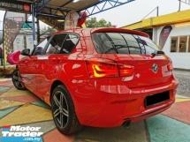 2016 BMW 1 SERIES Bmw 118i 1.5 SPORT FCLIFT F/SERVICE LowMILE WRRNTY