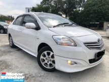 2013 TOYOTA VIOS 1.5 E (A) SEDAN FULL TRD BODYKIT OTR PRICE