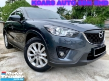 2013 MAZDA CX-5 SKYACTIV 2.0L CBU SUNROOF LEATHER SEAT ORI PAINT