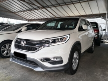 2015 HONDA CR-V NEW FACELIFT TRUE YEAR MADE 2015 One Lady Owner Well Kept