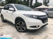 2017 HONDA HR-V 1.8 V (A) UNDER WARRANTY ACTUAL YEAR MAKE
