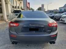 2014 MASERATI GHIBLI 3.0 V6 TWIN TURBO