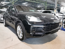 2019 PORSCHE CAYENNE 3.0 V6 COUPE / READY STOCK / DON'T MISS OUT THIS TIME
