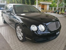 2008 BENTLEY CONTINENTAL FLYING SPUR (selling with No Plate)