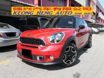 2014 MINI PACEMAN 1.6 S TurboCharge TRUE YEAR MADE 2014 Japan Spec FREE 2 YEARS WARRANTY 2 Doors Coupe 2018