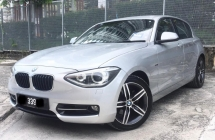 2014 BMW 1 SERIES 118I 1.6 Sport Hatchback F20 (FULL SERVICE RECOND)