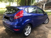 2012 FORD FIESTA 1.6L SPORT Ti-VCT (A) HATCHBACK 1 OWNER SALE
