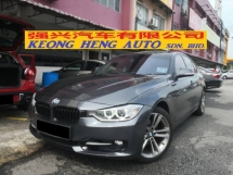 2015 BMW 3 SERIES 320i Sport Line TRUE YEAR MADE 2015 CKD Full Service Auto Bavaria Warranty to Dec 2020
