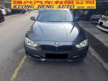 2015 BMW 3 SERIES 320i SPORT LINE 2.0 (CKD)