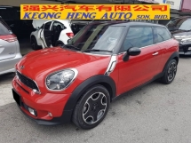 2014 MINI Cooper S 1.6 PACEMAN (FREE 2 YEARS WARRANTY)(JAPAN SPEC) REG 2018