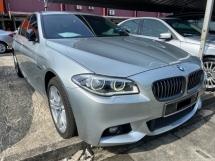 2016 BMW 5 SERIES 520I M-Sport CKD Facelift FS Under Warranty 2021