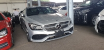 2017 MERCEDES-BENZ CLA 180 AMG SPORT LINE FACELIFT 50% SALES TAX DISCOUNT