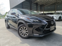 2016 LEXUS NX 200T i Package SUNROOF PRECRASH POWERBOOT UNREG