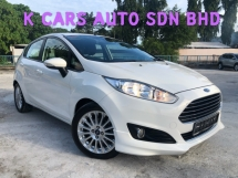 2015 FORD FIESTA 1.5 (A) SPORT HATCHBACK GOOD CONDITION OTR PRICE