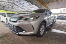 2018 TOYOTA HARRIER 2.0 FACELIFT PANORAMIC ROOF 4 CAMERA 2018 JAPAN UNREG FREE GMR WARRANTY