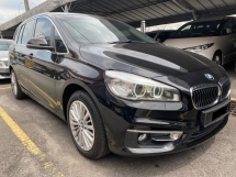 2015 BMW 2 SERIES 220i FS UW Dec 2020 Actual Year Make