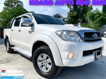 2012 TOYOTA HILUX 3.0 G NO OFFROAD ONTHEROAD PRICE