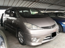 2003 TOYOTA ESTIMA 2.4 NEW FACELIFT TRUE YEAR MADE 2003 Aeras S Shiftronic Edition Direct Owner 2008