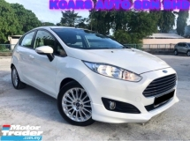 2015 FORD FIESTA 1.5 SPORT ONTHEROAD PRICE