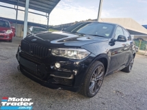 2016 BMW X6 3.0 M50D M PERFORMANCE DIESEL TURBO 2016 UNREG SUNROOF CAMERA