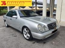 1997 MERCEDES-BENZ E-CLASS E280 AVANTGARDE