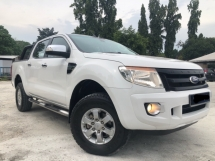 2015 FORD RANGER 2.2 XLT (A) ON THE ROAD PRICE GOOD CONDITION