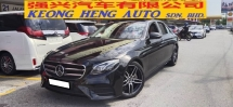 2019 MERCEDES-BENZ E-CLASS E350 2.0cc AMG LINE (A) UNDER MERC WARRANTY 2023