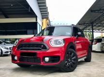 2019 MINI Countryman Cooper S 2.0 (A) MUST VIEW 70K KM ONLY