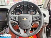 2013 CHEVROLET CRUZE Chevrolet CRUZE 1.8 LT P/START FL/SPEC DVD WARRNTY
