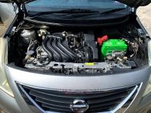 2013 NISSAN ALMERA 1.5 E Sedan(AUTO)FREE MOTORSIKAL BARU+CASHBACK 1K+BELI PANDU DULU 6 BULAN PERTAMA TAK PAYAH BAYAR,BL