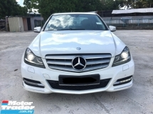 2014 MERCEDES-BENZ C-CLASS C200 CGI BLUE EFFICIENCY ONTHEROAD PRICE