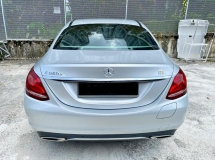 2016 MERCEDES-BENZ C-CLASS 2.0 Avantgarde Sedan W205 UNDER WARRANTY F.SERVICE