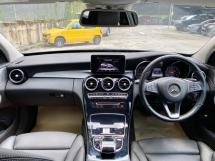 2016 MERCEDES-BENZ C-CLASS 2.0 Avantgarde Sedan W205 UNDER WARRANTY F.SERVICE