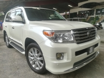2012 TOYOTA LAND CRUISER 4.6 ZX PREMIUM SPEC FACELIFTED ECO MODE