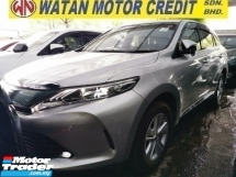 2017 TOYOTA HARRIER 2.0 PREMIUM.NEW FACELIFT.UNREGIS.FULLSPEC.TRUE YEAR CAN PROVE.LESS 50SST.POWER BOOT.360 CAMERA N ETC