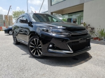 2016 TOYOTA HARRIER 2.0 ELEGANCE GS SPORT PANROOF BLACK CHEAPEST UNREG