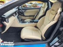 2012 MERCEDES-BENZ SLK SLK250 AMG SPORT (A)
