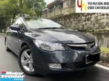 2008 HONDA CIVIC 1.8 (A) ONE MALAY LADY OWNER
