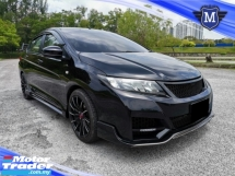 2014 HONDA CITY 1.5 (A) S+ i-VTEC SPORT RIMS LEATHER SEAT LOW MILEAGE CAR KING
