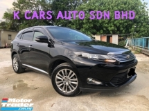 2014 TOYOTA HARRIER 2.0 PREMIUM ADVANCE (A) GOOD CONDITION OTR PRICE