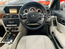 2011 MERCEDES-BENZ C-CLASS C200 (A) CGI BLUE EFFICIENCY 5 SPEED
