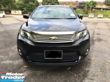 2014 TOYOTA HARRIER 2.0 PREMIUM ADVANCE PACKAGE (ONTHEROAD PRICE)