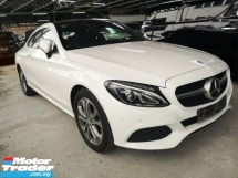 2016 MERCEDES-BENZ C-CLASS C300 SPORT COUPE PREMIUM PLUS/FREE 5 YEARS WARRANT