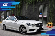 2014 MERCEDES-BENZ E-CLASS E250 AMG 2.0 Facelift Japan