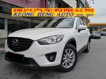 2015 MAZDA CX-5 2.0L TRUE YEAR MADE 2015 CKD Full Service in Mazda Malaysia SELLING CHEAPEST IN MARKET