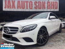 2019 MERCEDES-BENZ C-CLASS C200 w205 avantgarde facelift mbm 4 years warrty
