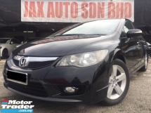 2012 HONDA CIVIC FD 52k km car king 1.8 S-L iVTEC FACELIFT